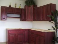 Hello, I have 2 brand new kitchen cabinets set for