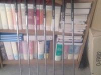 Ping Eye 2 Plus irons 4 to wedge. (7 clubs in this set