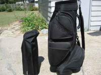 I have a Ping golf bag for sale. Black with Black