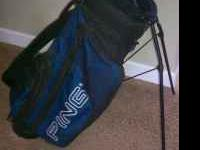 "For sale is an excellent shape ""Ping Hoofer 2"" golf"