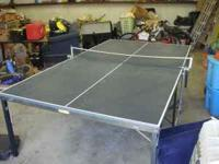 for sale. regulation size ping pong table.this table is