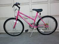 This bicycle is in great shape. If interested you can