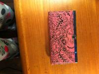 I am selling this wallet for $10. It has many
