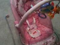 I have a beautiful baby bouncer, great condition!...I'm