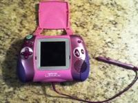 Pink Leapster L-Max in great used shape .. Has some