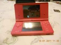 I HAVE A PINK NINTENDO DSI WITH MECHASSAULT PHANTOM WAR