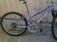 Hi I have a 24 inch roadmaster moutain for sale it has