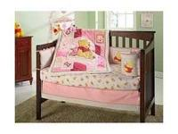 Selling my daughters crib set as she has just started