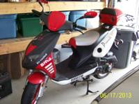 Pinnacle 50 cc BMS Scotter 2006 Excellent Condition