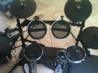 Selling my Pintech Electric Drumset with Roland TD-6