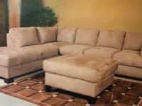 Pinto furnishings is all personally made. With