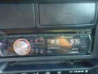 I am selling a nice pioneer cd player with remote. It