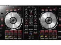 I am presently offering a Pioneer DDJ-SB Double Deck