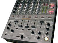 Leader DJM 500 DJ Mixer. For Sale: $ 525 OBO.