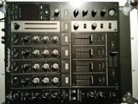 Pioneer DJM 700 MIDI mixer excellent cosmetic and