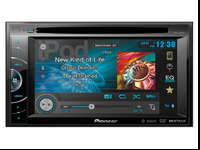 Never been used, Pioneer AVH-X2600BT 2-DIN Multimedia