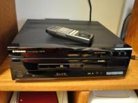 Pioneer Elite Laser Disc Player CLD-79 with 112 Laser