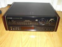 FANTASTIC VINTAGE PIONEER ELITE VSX 99 AUDIO VIDEO