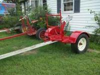 Pioneer Fore Cart with Brakes used very little can sell