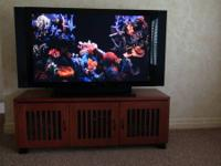 "Pioneer Kuro 60"" Plasma TV, with stand, in excellent"