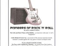 "PIONEERS OF ROCK 'N' ROLL By Dale Andrew White ""Little"