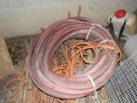 1in pipe/hose $20 obo. Please call or text  or