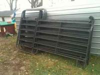 These are heavy duty pipe panels there are 2x16', 6x12'