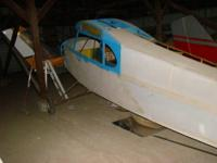 LMA Super Cub Replica. Can be built to Light Sport