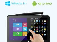 Type: Tablets 64GB $189.99 32GB $159.99 PIPO X8 Dual