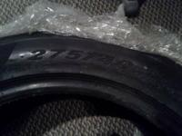 I have (2) Pirelli pzero 275/40ZR19 and (2) Pirelli