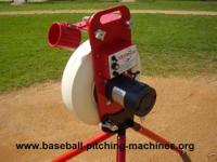 Pitching Machine Baseball Softball Football SaleCall