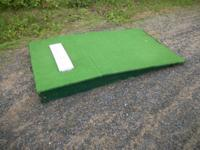 HAVE FOR QUICK SALE A GREAT LITTLE USED PITCHING MOUND