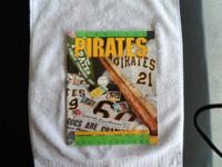 PITTSBURGH PIRATES - (4) early 1990s Scorebooks.  Great
