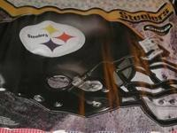 For the Pittsburgh Steelers fan. Show Pittsburgh