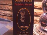 I am currently selling a Pittsburgh Pirates Oliver