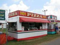 An Excellent Business Opportunity. Pizza Concessions