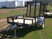 2990 GVWR. TRAILER WEIGHS 700 , 2 amp quot BALL