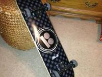 Barely made use of Custom pieced skateboard. Huge name