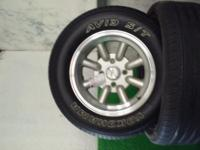 Plan B Tires Special Rims and Tire Sale Many to choose