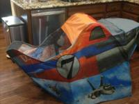 Play camping tent. Disney Planes. Brand brand-new. My