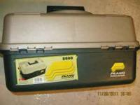 Plano 8600 Tackle Box. Brand New. Never been used. Six