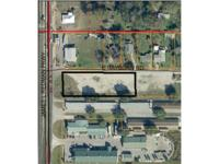 The cleared and prepared 1.024+/- acre site is