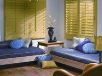 WOOD SHUTTERS  Whether your home décor is contemporary,