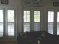 Type: Plantation Shutters We custom make all our