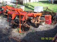 For Sale A C NoTill planter 2 row 3 point hitch cat 1