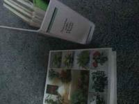 2 success with house plant books asking 3.00 for both