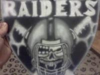 I have some very nice bronco, raider, NY giants, or