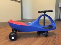 Plasma Car - Blue (Kids Ride On). Excellent condition.