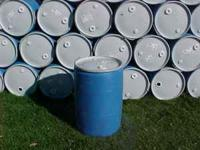 These are very nice condition food grade barrels. They
