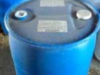 WE HAVE A FEW PLASTIC 55 GALLON DRUMS TO SELL OFF, THEY